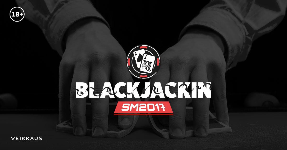 Blackjack SM 2017 - Veikkaus